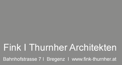 Fink Thurnher Architekten